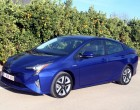 Toyota Prius vierte Generation, Standaufnahme