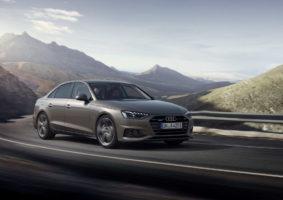 Audi A4 Facelift Modell 2015